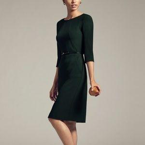 MM. Lafleur | Etsuko Green Dress